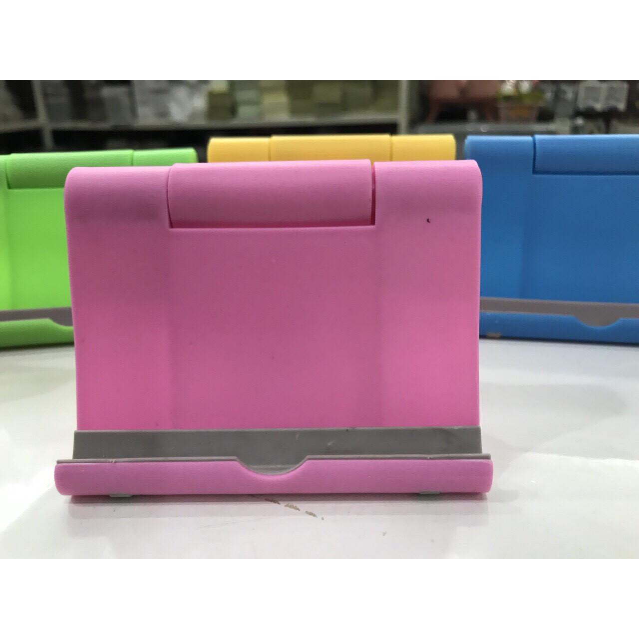 Giá đỡ điện thoại máy tính bảng cao cấp ( Giao màu ngẫu nhiên )