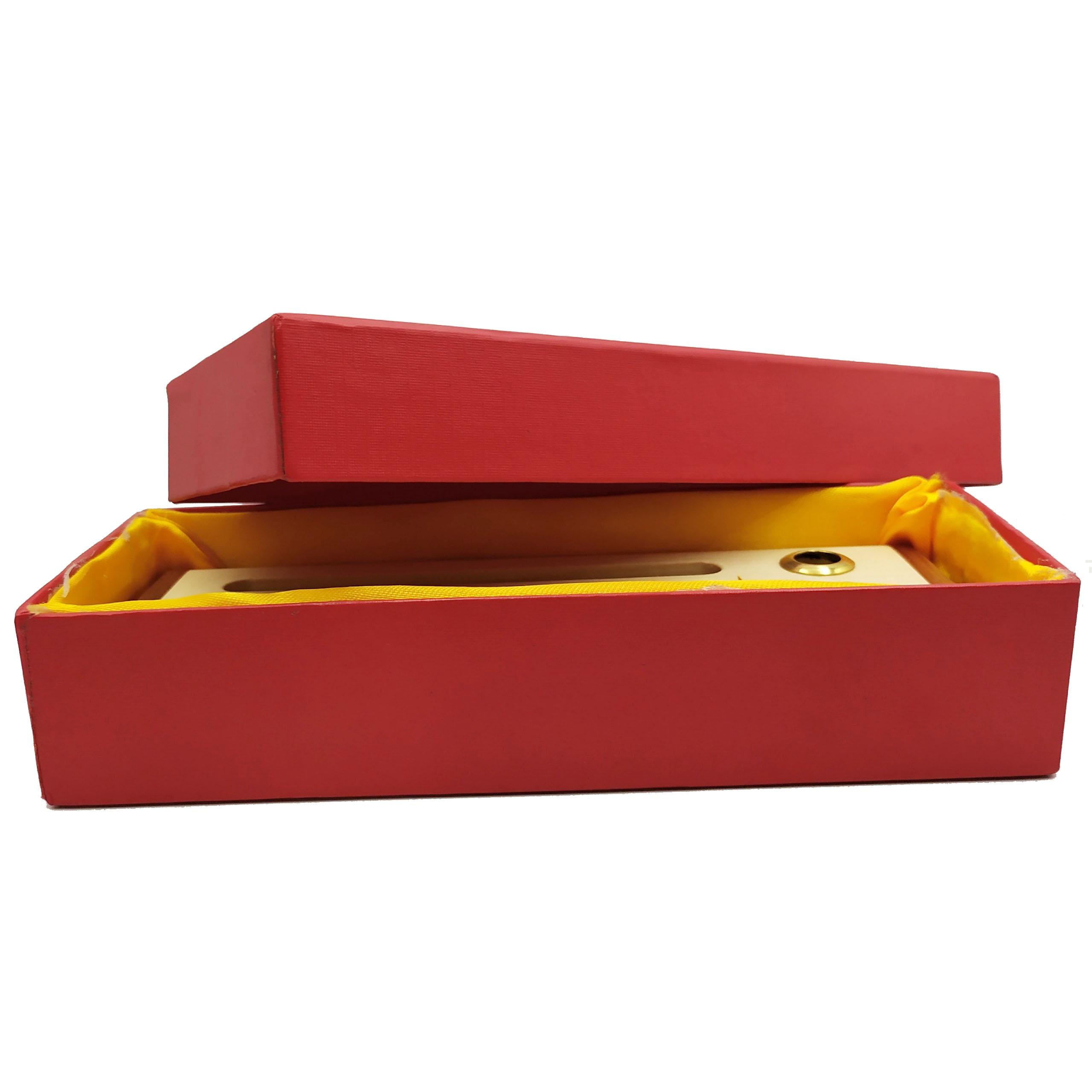 Bộ bút gỗ cao cấp tặng phụ nữ_mẫu 02 (Kèm hộp đựng sang trọng)
