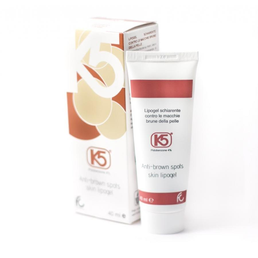 Kem hỗ trợ trị nám nhập khẩu trực tiếp từ Ý đã được chứng minh lâm sàng K5 Lipogel K5L01