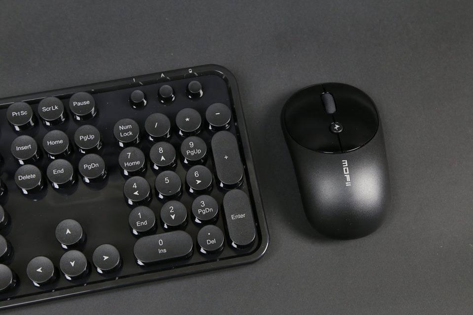 Bộ bàn phím chuột Mofii X300 - Hàng chính hãng