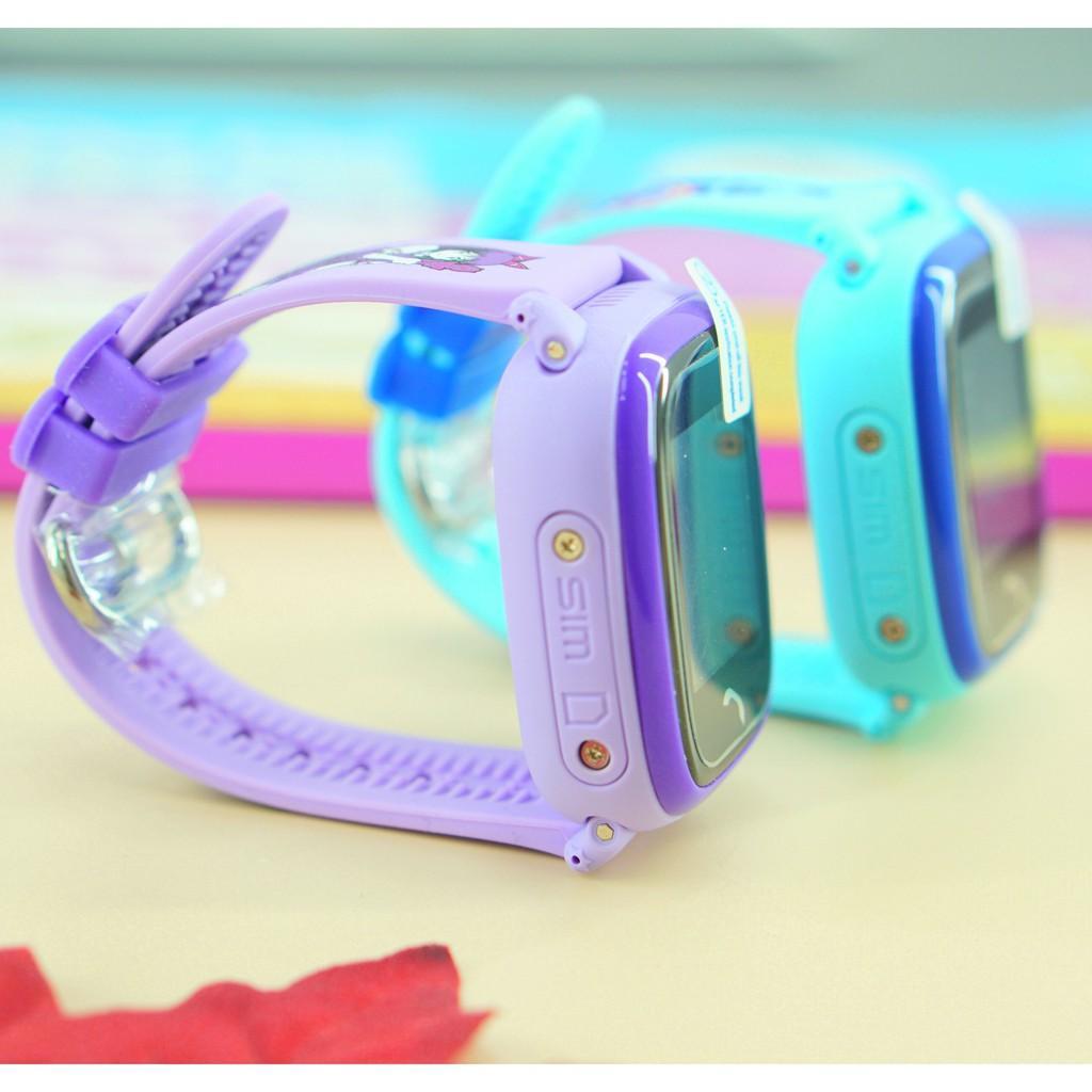 Đồng hồ định vị thông minh JVJ DF25 chống nước trẻ em- Giao màu ngẫy nhiên -Hàng chính hãng