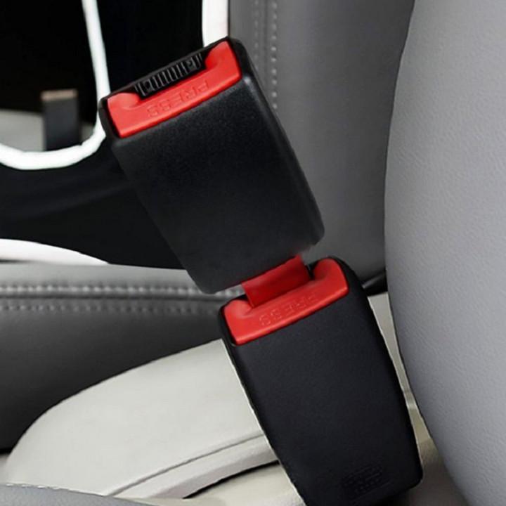 Đầu khóa chốt cắm móc dây đai an toàn dùng cho ô tô, xe hơi cao cấp 804