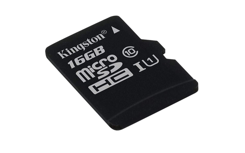 Thẻ nhớ Kingston SDCS 16GB - Hàng Chính Hãng