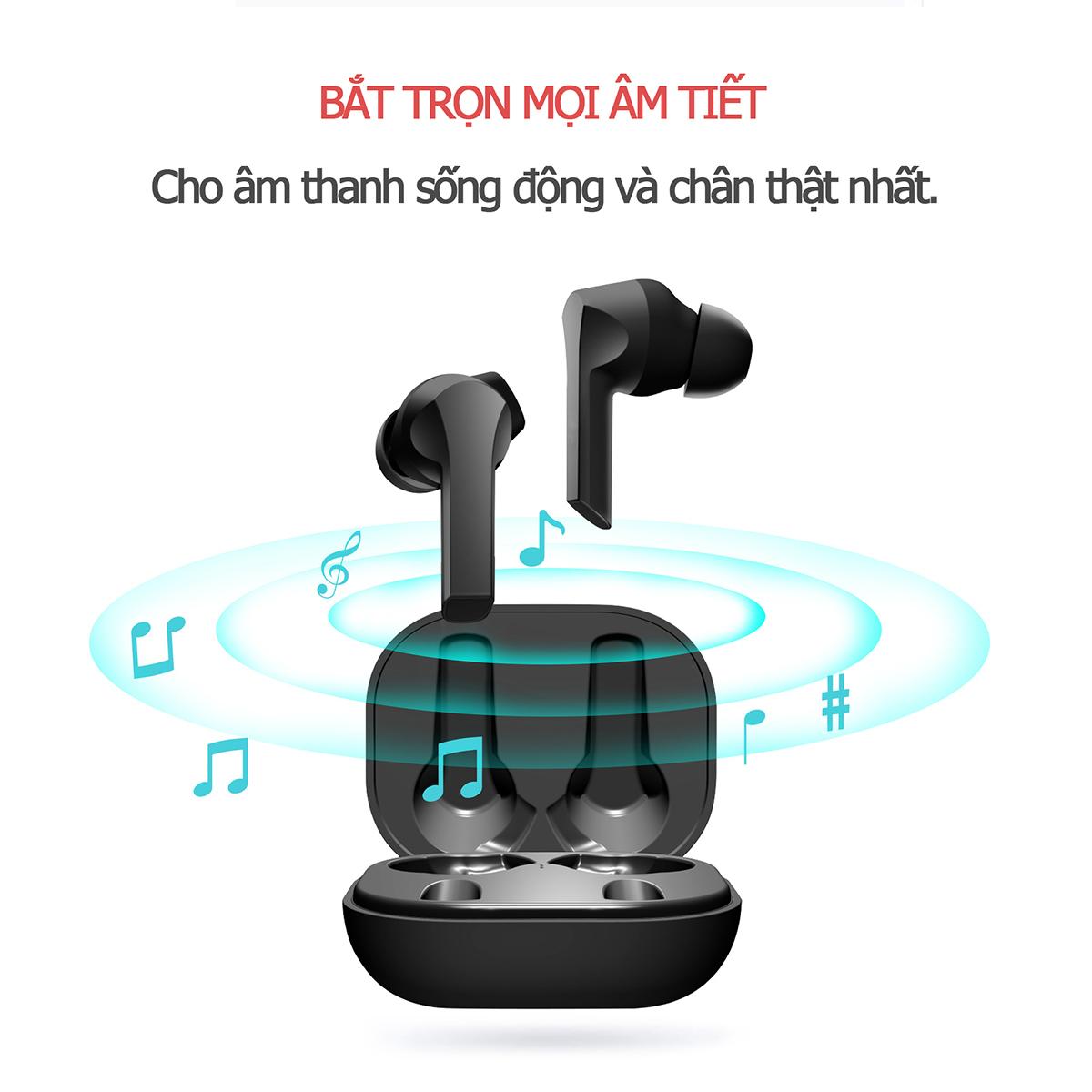 Tai nghe Bluetooth 5.0 - TWS 01