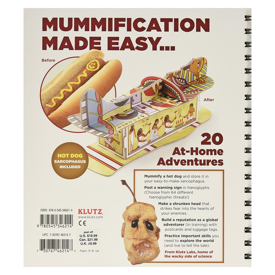 Klutz : Making Mummies and Shrinking Heads