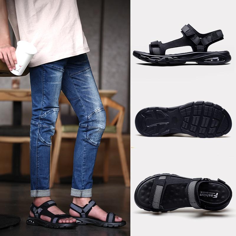 Giày quai ngang/ giày sandal / dép quai hậu cao cấp siêu bền siêu đẹp -mã 58432 - 40