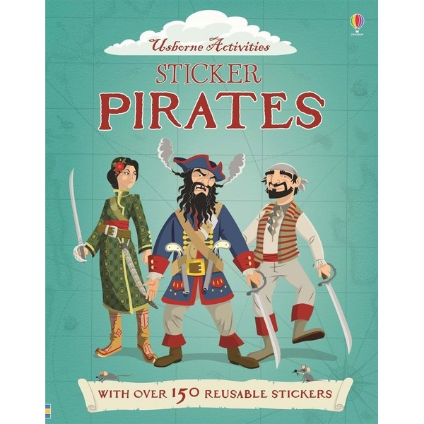 Usborne Sticker Pirates