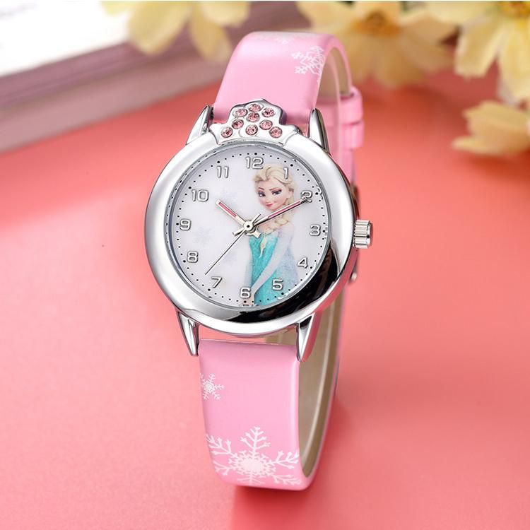 Đồng hồ công chúa Elsa cho bé gái