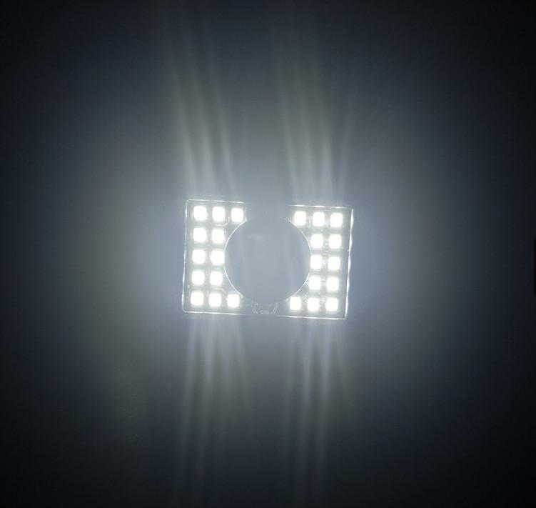 camera lùi xe tải 24 đèn led dây AV chiều dài 10 đến 20m