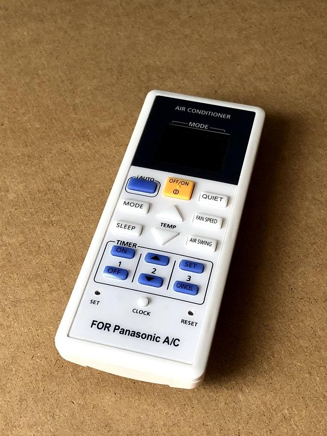 Remote Điều Khiển Dành Cho Máy Lạnh, Điều Hòa Panasonic Chức Năng iAUTO