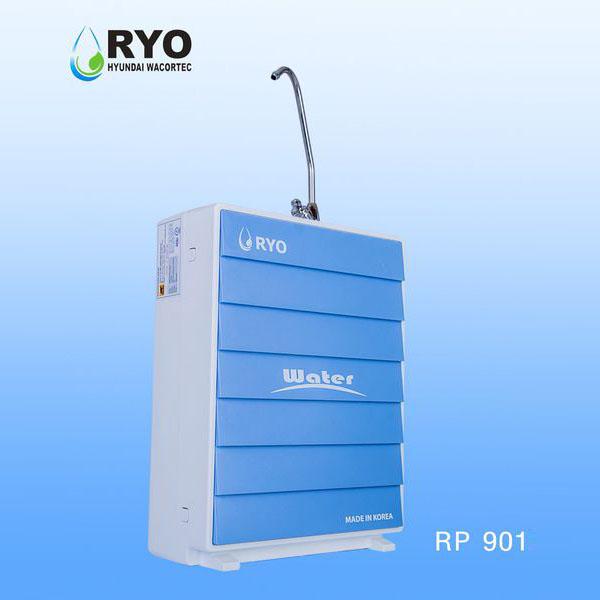 Máy Lọc Nước RYO HYUNDAI RP901 - GIAO HỎA TỐC HCM, Không Dùng Điện, Công Nghệ UF 5 Lõi Lọc - Hàng Chính Hãng