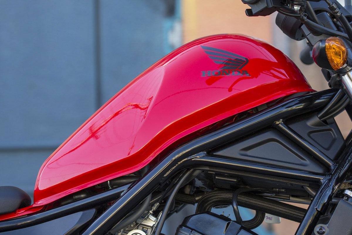 Xe Máy Honda Motor Rebel 300 - Đỏ