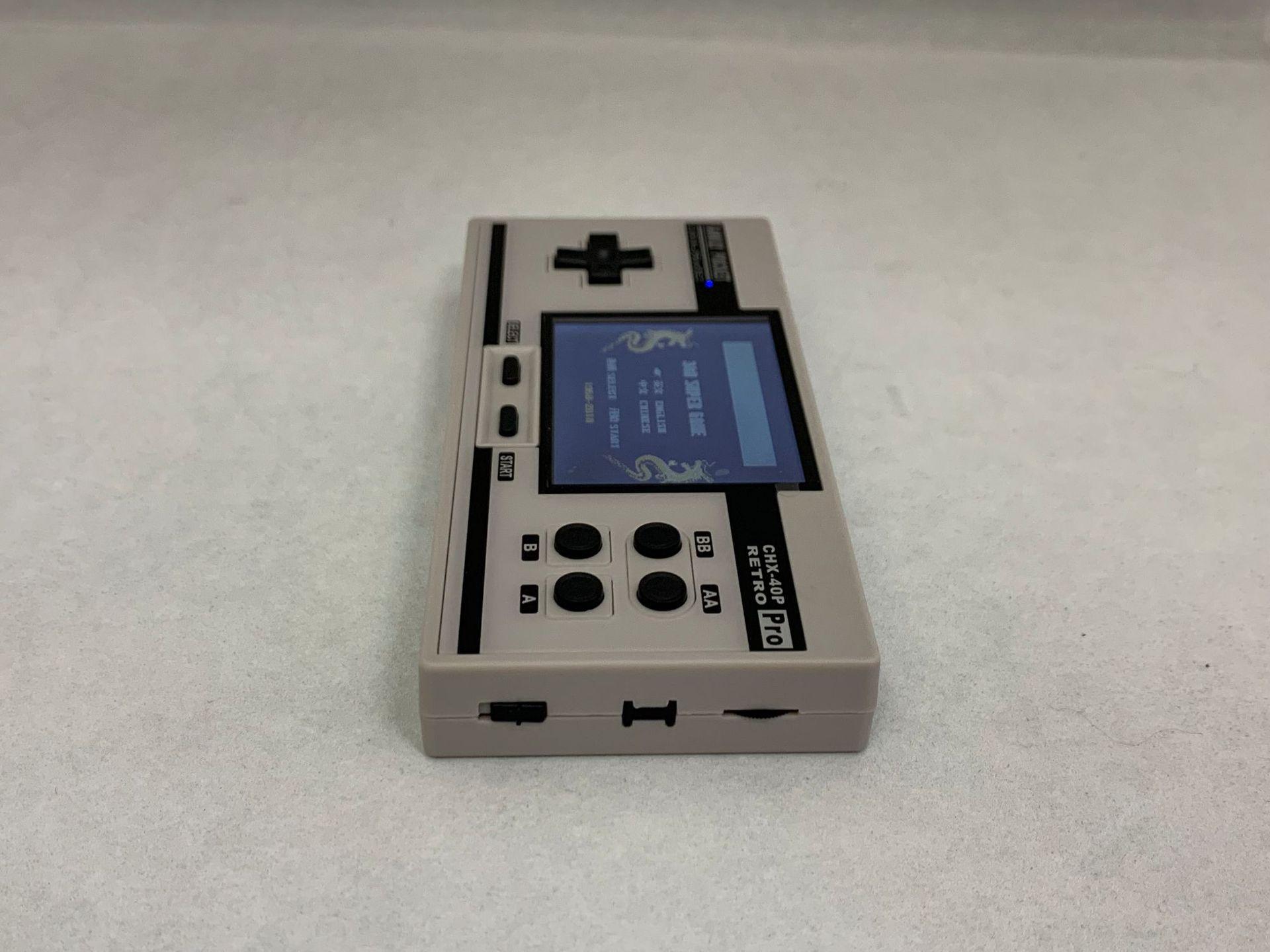 Điện tử 4 nút Retro Pro\ Hàng nhập khẩu màu ngẫu nhiên