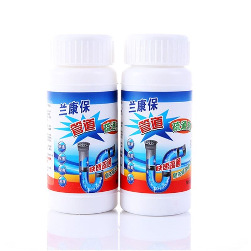Combo 2 chai tột tẩy vệ sinh ống nước PKS 110g