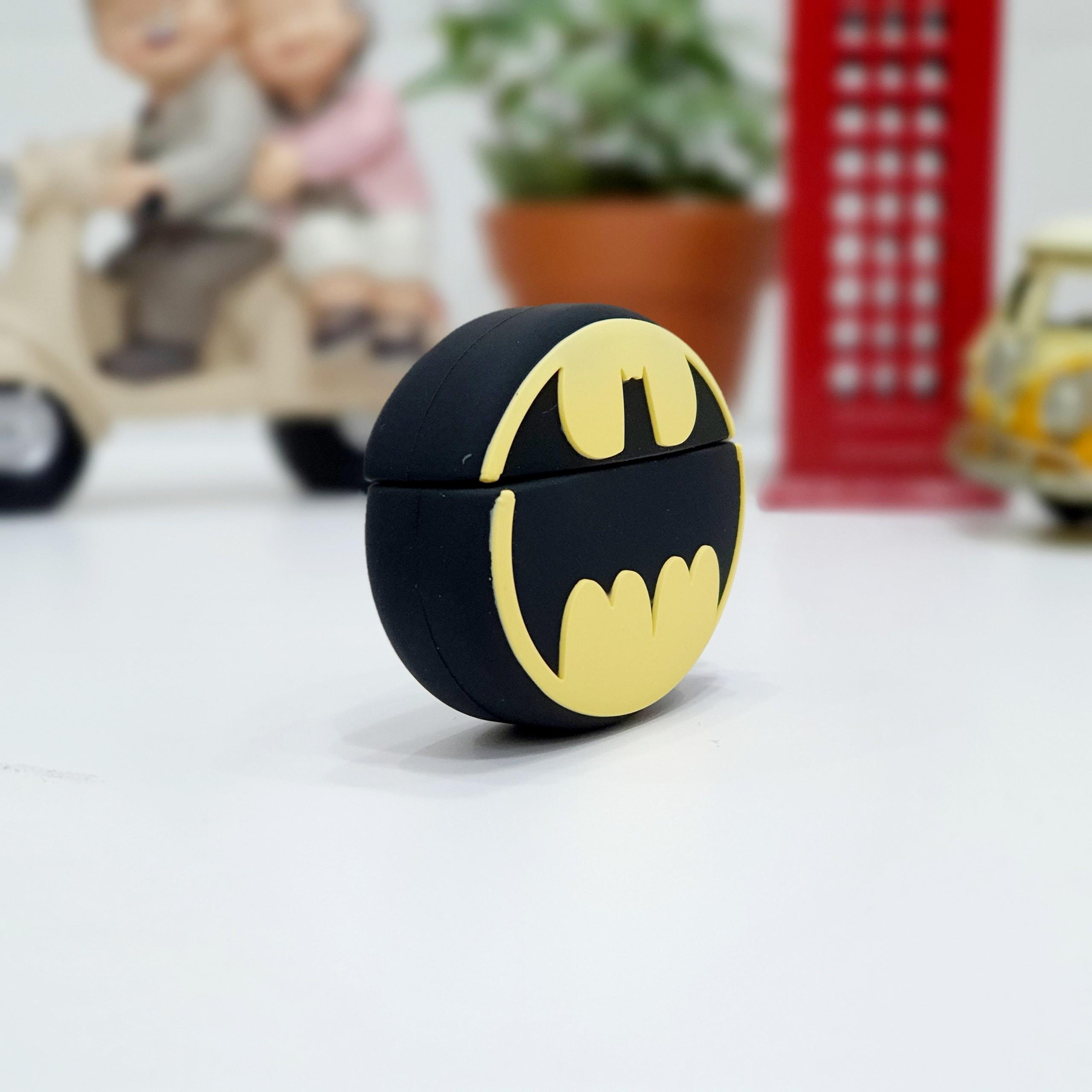 Bao Case Silicon Cho Tai Nghe Apple AirPods Pro - Batman