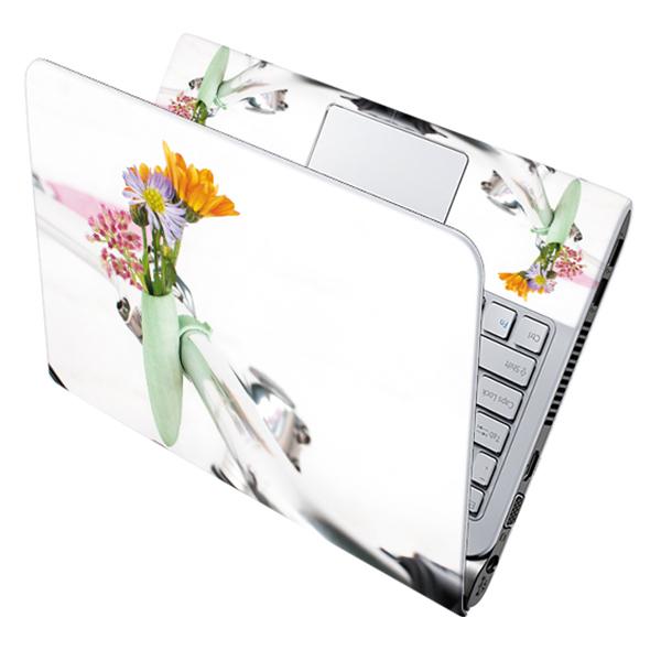 Mẫu Dán Decal Hoa Văn Trang Trí Laptop LTHV-226