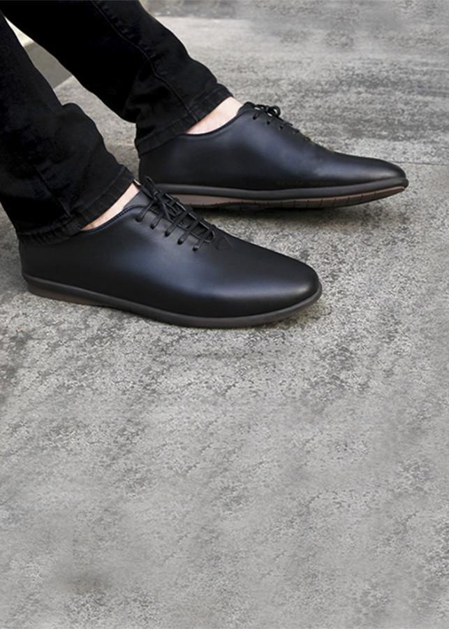 Giày sneakers nam, giày nam da bò (BH03)