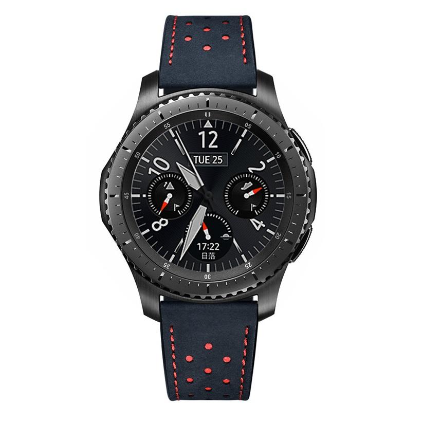 Dây da Italia Size 22 cho Galaxy Watch 46, Gear S3