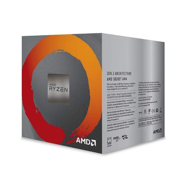 Bộ Vi Xử Lý CPU AMD Ryzen 5 3500X Processors - Hàng Chính Hãng