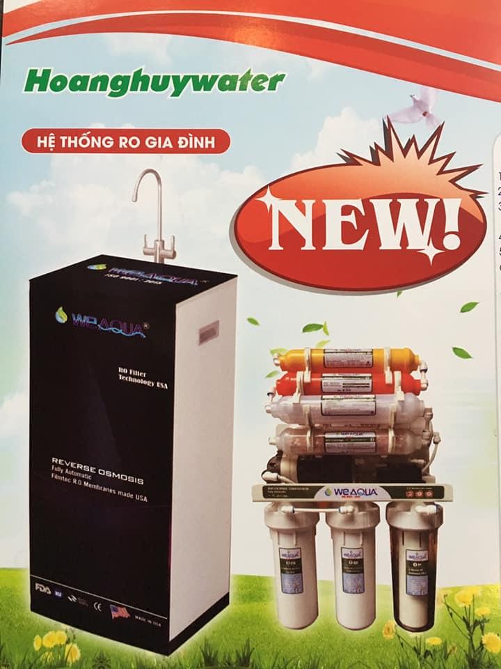 Máy lọc nước  RO Mỹ  WEAQUA  cao cấp 9 cấp lọ có thùng kính cường lực 2 vòi (nóng-lạnh-nguôị)  Hoặc Bộ  không có thùng 1 vòi (Treo tường, lắp bồn)