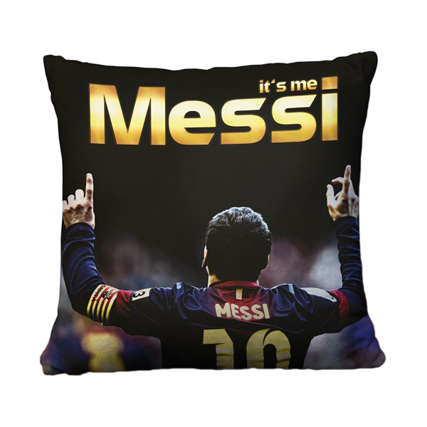Gối Ôm Vuông Messi GVST128