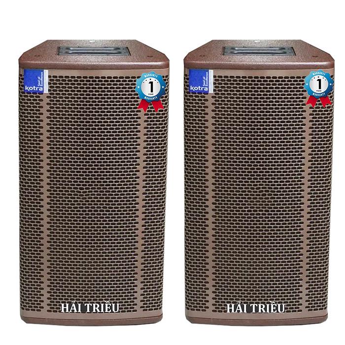 Loa karaoke và nghe nhạc KP - 6012 Hải Triều (hàng chính hãng)