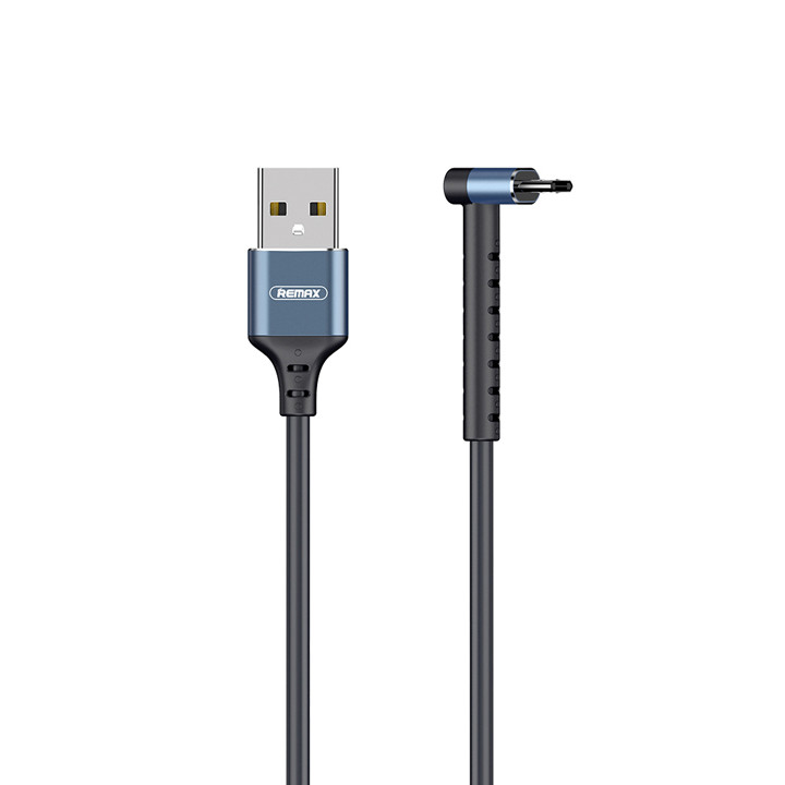 Cáp sạc nhanh cổng MicroUSB Remax RC-100m Data Joy Series 2 in 1 truyền dữ liệu và tích hợp giá đỡ - Hàng nhập khẩu