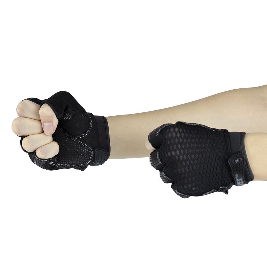 Bộ đôi găng tay thoáng khí tập gym Aolikes AL110