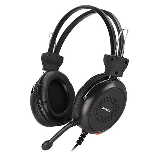 Tai Nghe Chụp Tai A4tech Over-Ear HS-30 Dành Cho Game Thủ Tích Hợp Micro Chống Ồn Tốt - Hàng Chính Hãng