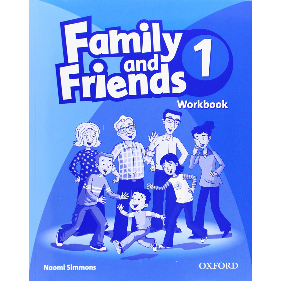 Family and Friends 1 Workbook British English Edition