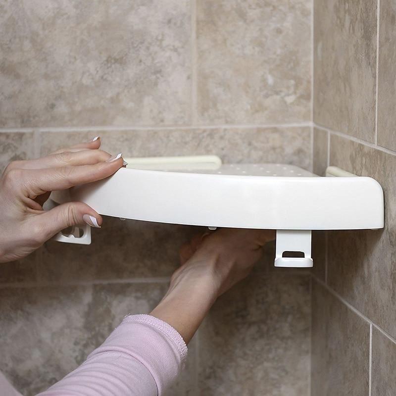 Kệ góc snapup nhà tắm tiện dụng