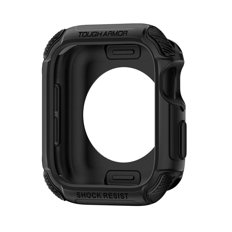Ốp dành cho Apple Watch Series 4 44mm SPIGEN Tough Armor - Hàng chính hãng