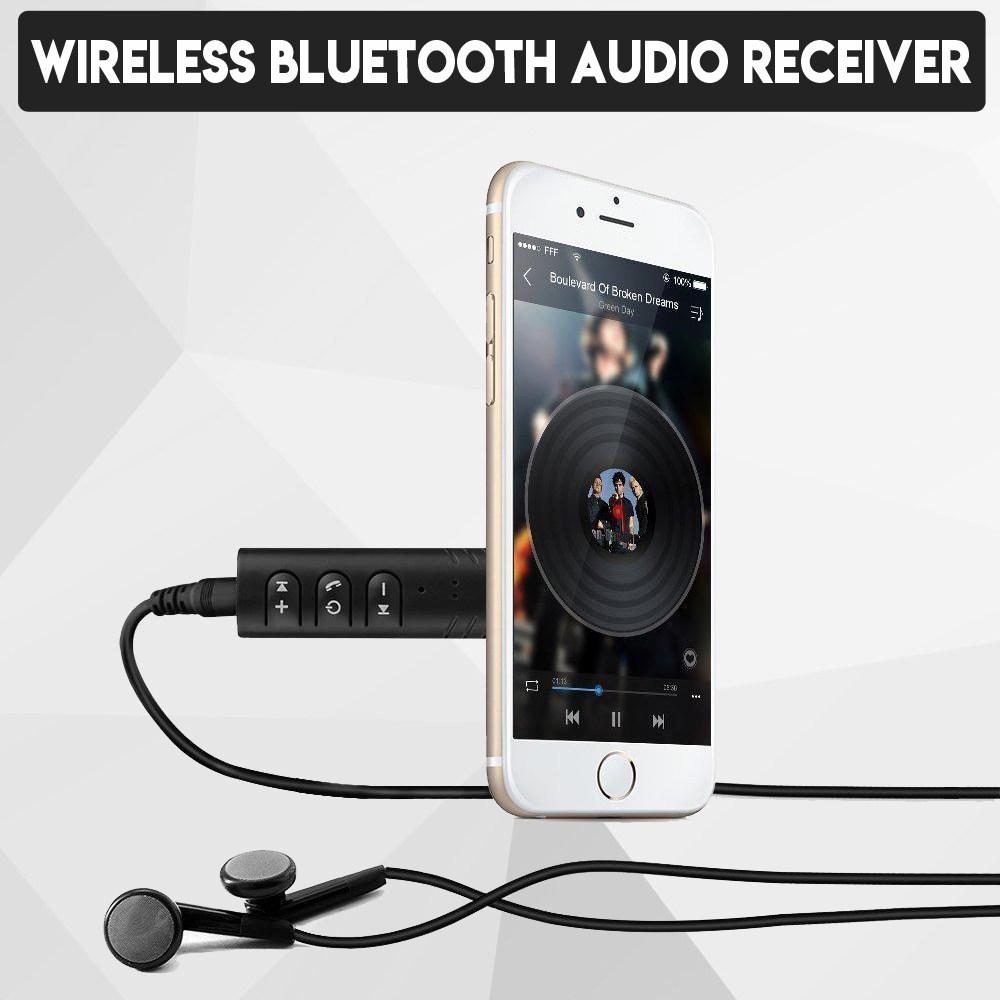 Thiết Bị Chuyển Đổi Âm Thanh Có Dây Thành Không Dây  Bluetooth Music  BT-450