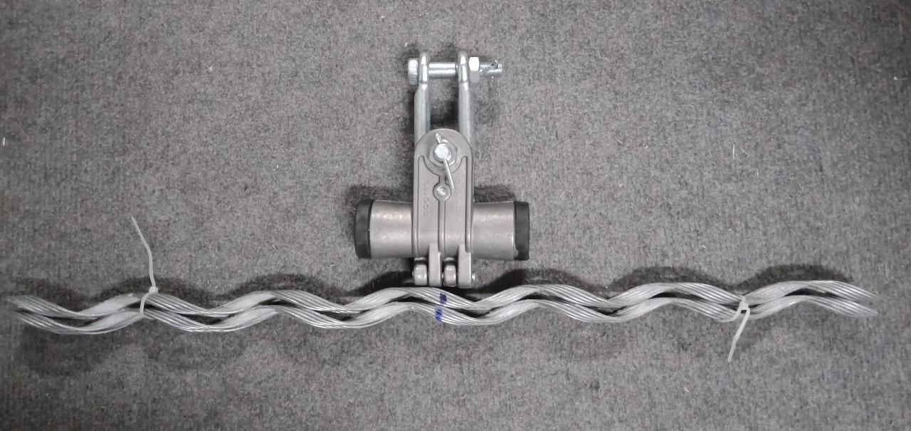 COMBO 10 Bộ TREO cáp quang KV100 dây lót 600mm, Hàng chính hãng