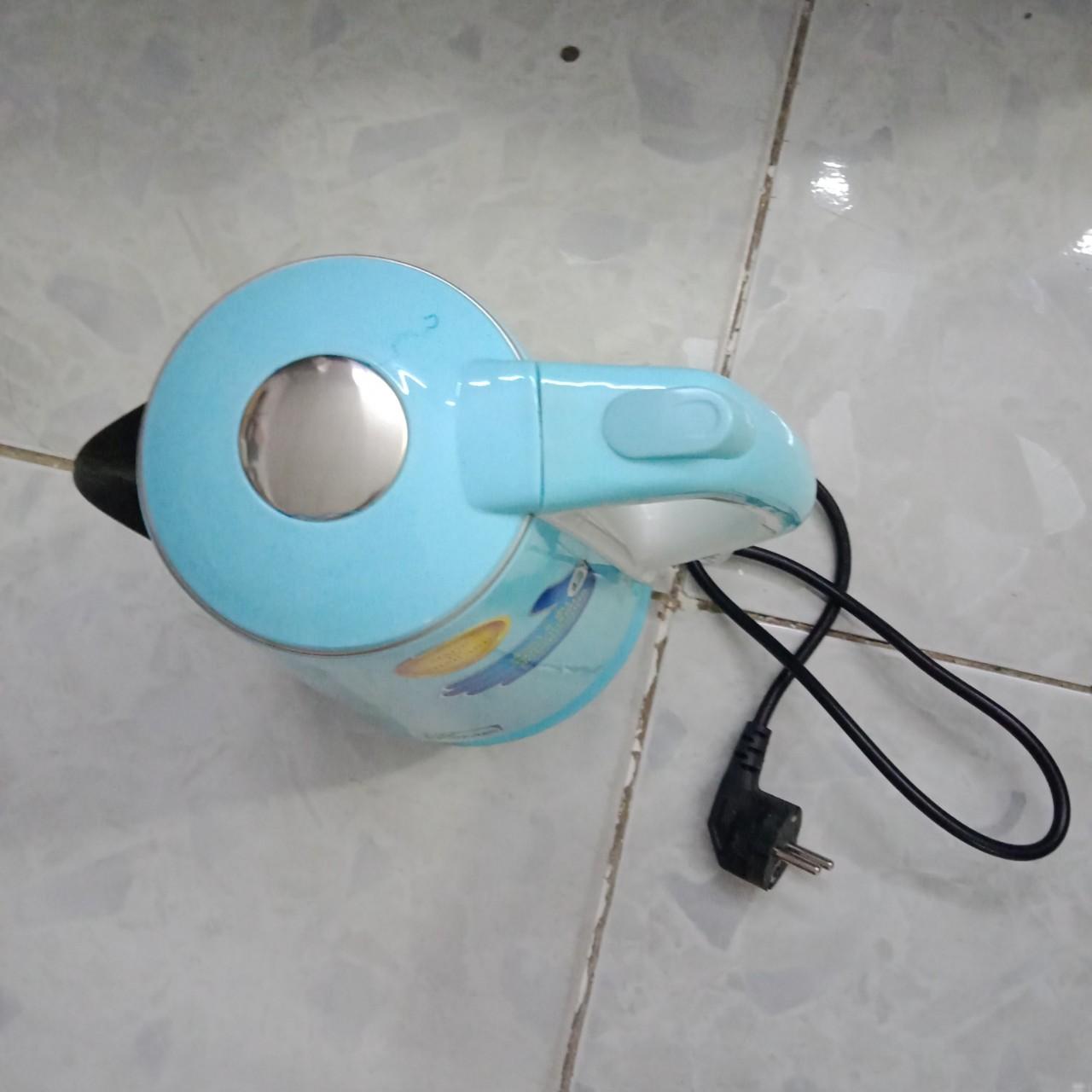 Bình đun sôi siêu tốc Inox My Home 1,5 lít Thái Lan - KT0502L - Hàng Nhập Khẩu