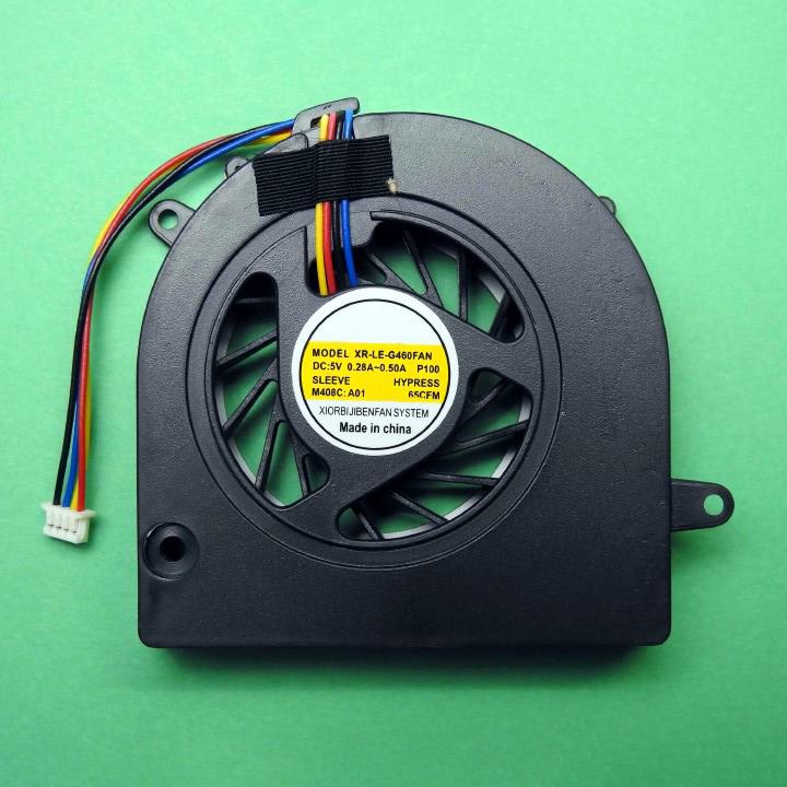 Quạt CPU cho laptop Lenovo G460 G465 G560 G565 Z460 Z465 Z560 Z565