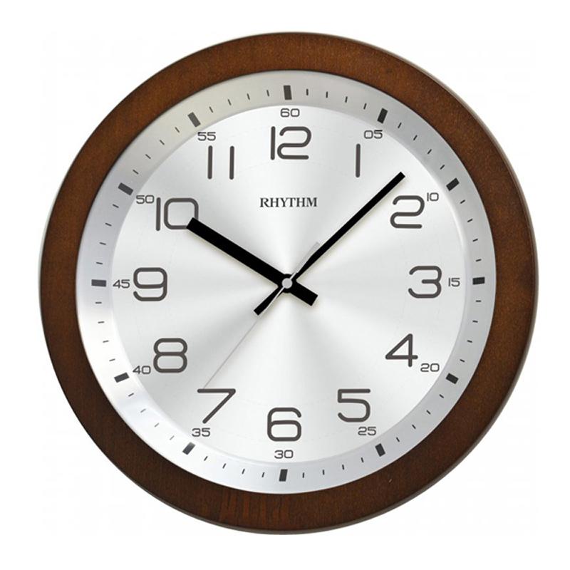 Đồng hồ  treo tường RHYTHM - JAPAN CMG132NR06 (Kích thước  34.0 x 4.6cm)