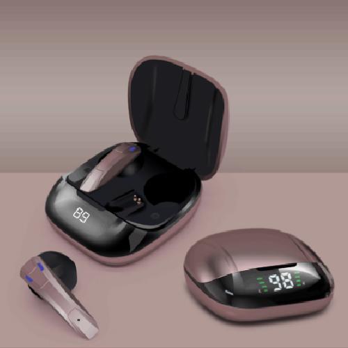 Tai Nghe Bluetooth 5.0 LDK.ai TONE Free Meridian - (Tai Nghe Không Dây) Chống Nước - Chống ồn - Tích Hợp Micro - Tự Động Kết Nối - Nhỏ gọn - Âm Thanh Vòm 8.0 - Tương Thích Cao Cho Tất Cả Điện Thoại - Hàng Chính Hãng