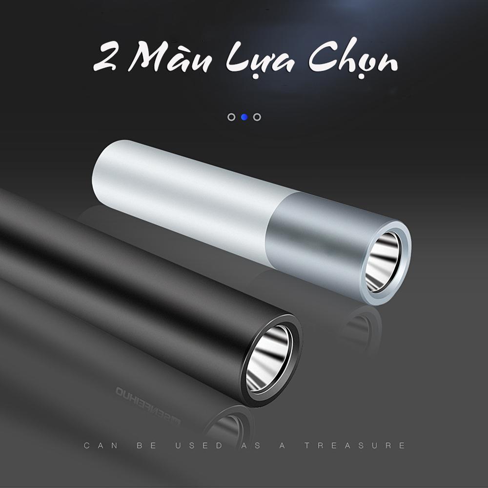 Đèn Pin Led Siêu Sáng Mini Có Sạc USB Có Hỗ Trợ Sạc Dự Phòng Lại Cho Điện  Thoại Khẩn Cấp - Hàng Chính Hãng - Đèn pin Thương hiệu Mai Lee