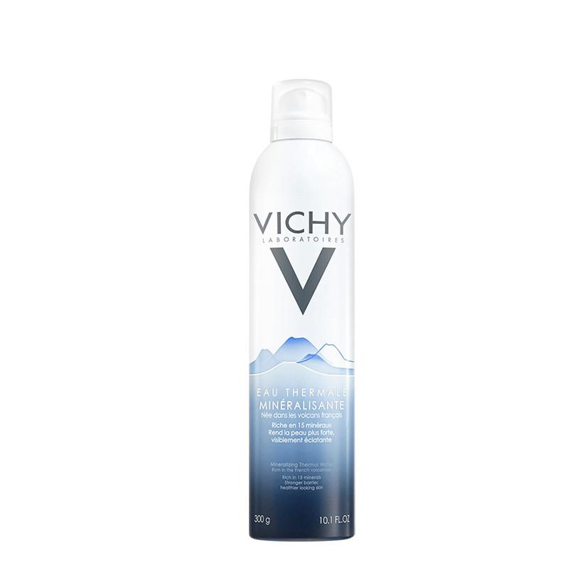 Xịt khoáng dưỡng da Vichy Mineralizing Thermal Water 300ML + Tặng dưỡng chất giàu khoáng chất Mineral 89
