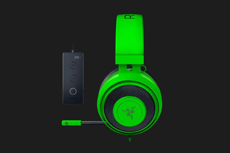 RZ04-02051100-R3M1 - Tai nghe gaming Razer Kraken Tournament Edition Green - Hàng chính hãng