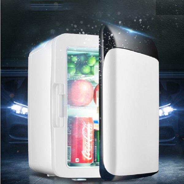 Tủ lạnh mini 2 chế độ nóng lạnh 10 lít