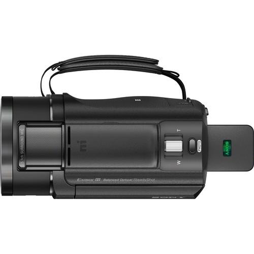 Máy quay phim Sony FDR-AX43 - Hàng Chính hãng