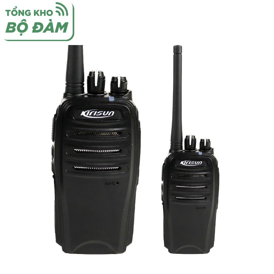 Máy bộ đàm Kirisun PT 260 UHF/VHF Tổng Kho Bộ Đàm chuyên bộ đàm - Hàng chính hãng