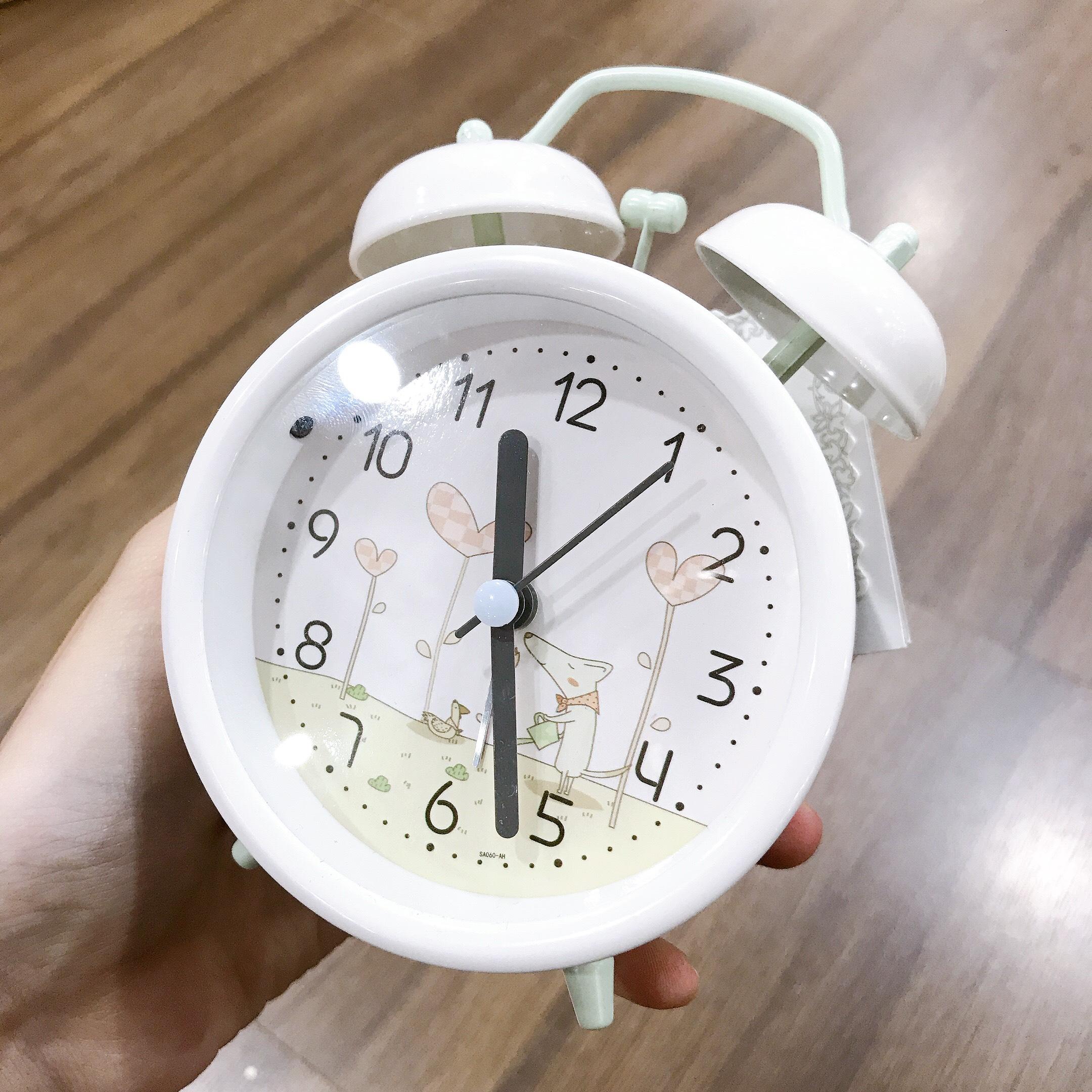 Đồng hồ sắt SA060-AH