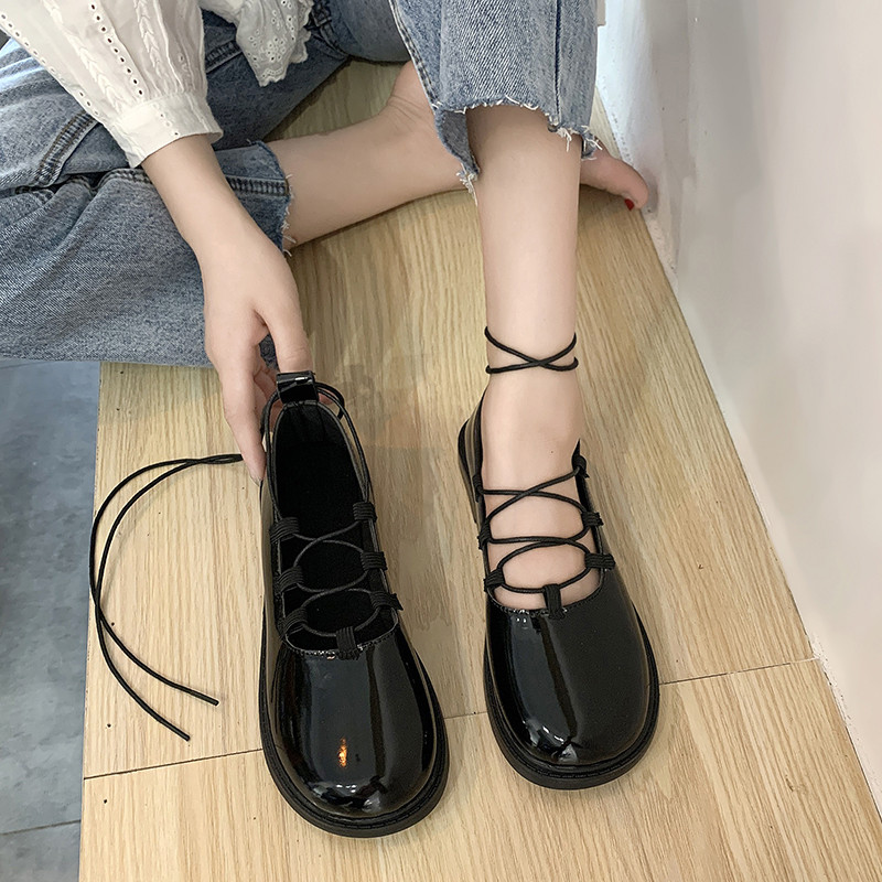 Giày búp bê Ulzzang Quảng Châu GBB2
