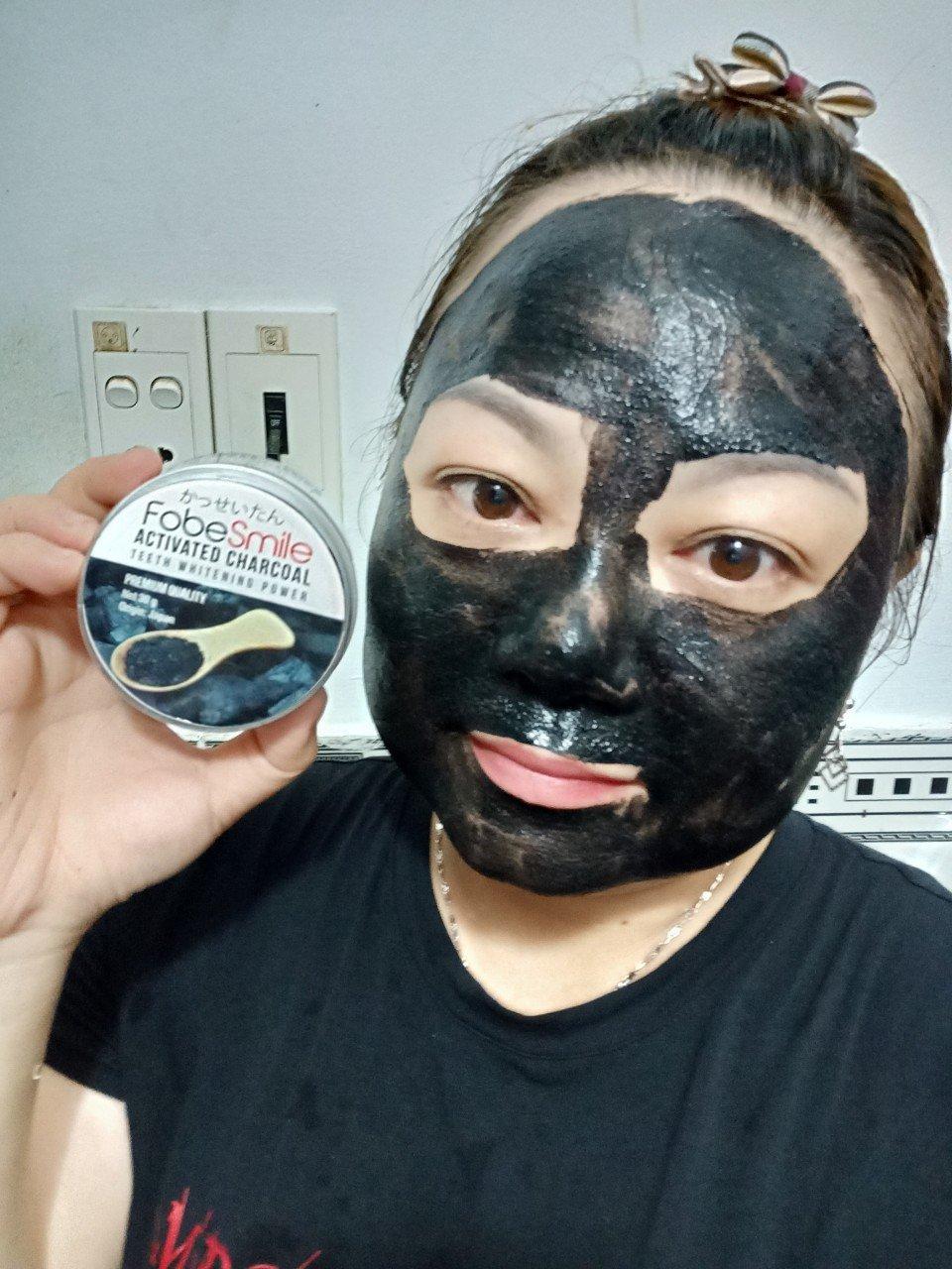 Bột trắng răng Nhật Bản- Fobe Smile- Hũ 30 gram