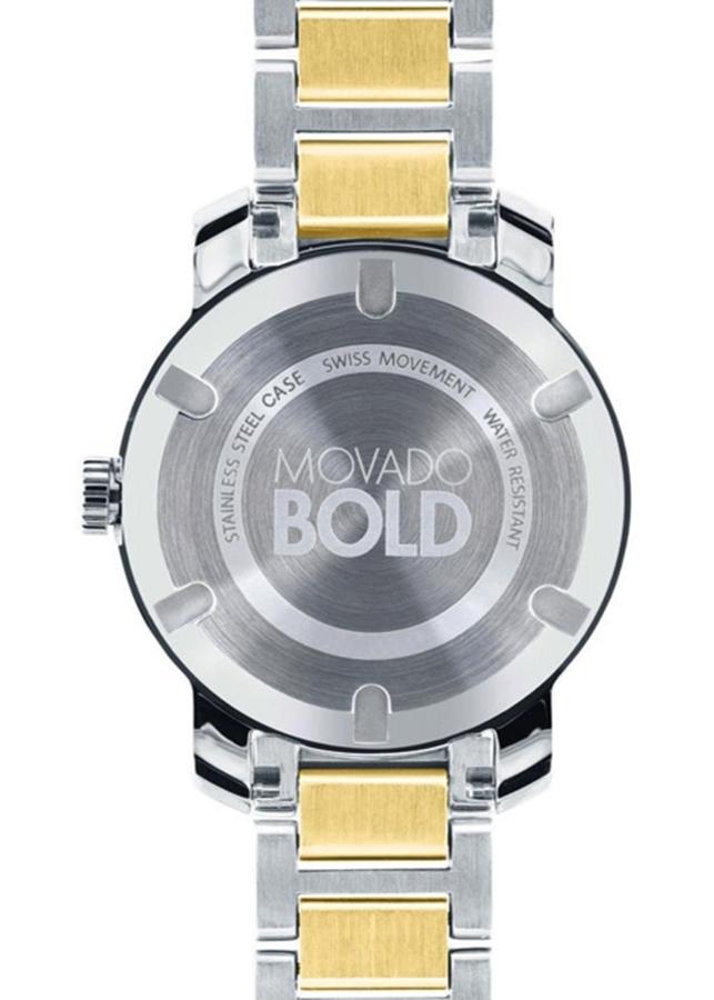 Đồng Hồ Nữ Dây Kim Loại Movado 3600245 (32mm) - Vàng Trắng