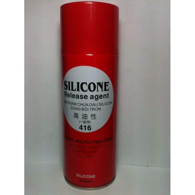 Silicone tách khuôn 416-450ml