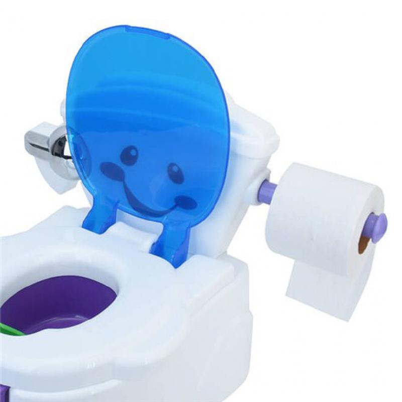 Bô vệ sinh cho trẻ em có nhạc Roycare